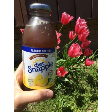 Snapple Diet Lemon Tea