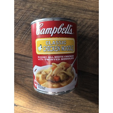 Campbells Classic Chicken Noodle