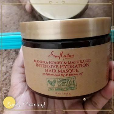 Shea moisture manuka honey & mafura oil intense hydration mask