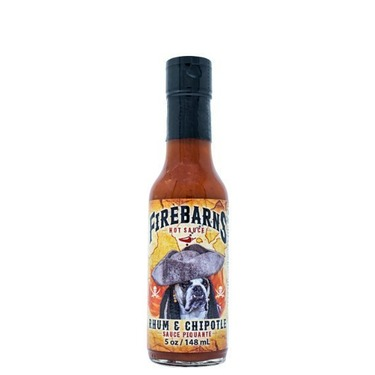 Firebarns hot sauce
