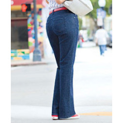 Denver Hayes Curvy Fit Stretch Jeans