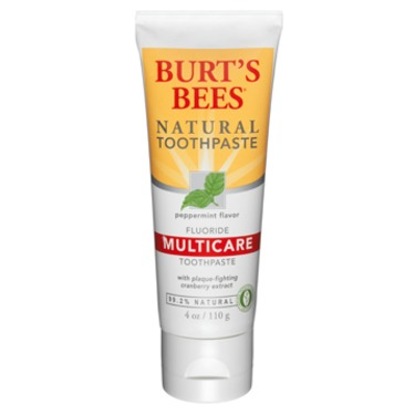 Burt's Bees Natural Multicare Toothpaste