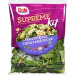Dole Supreme Sweet Kale Salad Kit