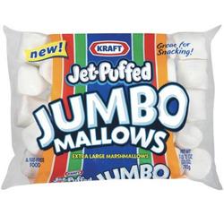 Kraft Jet-Puffed Jumbo Marshmallows