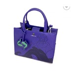 Disney - Ursula Debossed crossbody bag by Loungfly