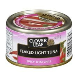 clover leaf tuna spicy thai chili