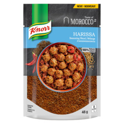 Knorr Taste of Morocco Harissa Seasoning Blend