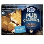 Captain Highliner Pub Classics English Style Haddock