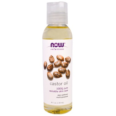 Castor Oil By: Now Solutions