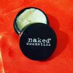 Naked cosmetics lip scrub