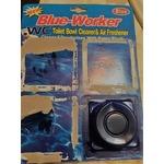 Blue-Worker Toilet Bowl Cleaner & Air Freshener