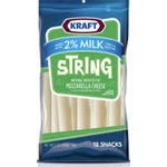 Kraft mozzarella string