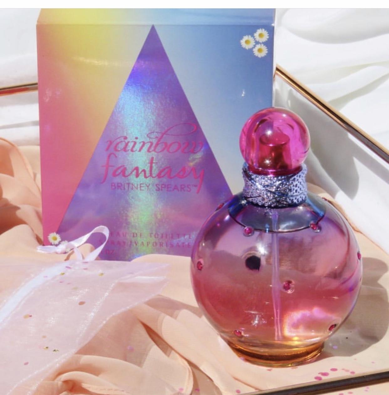 111b6cedd8fc Britney Spears Rainbow Fantasy Perfume reviews in Perfume - ChickAdvisor