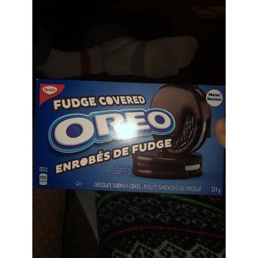 Fudge Covered Oreo's
