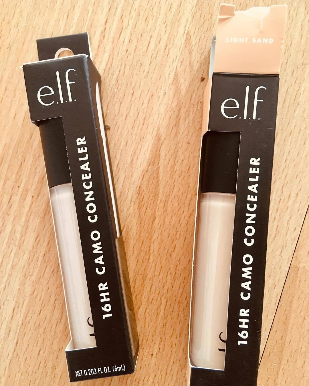 Hydrating Camo Concealer by e.l.f. #16