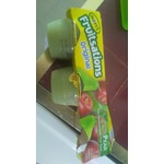 Motts fruit sensation pear flavored apple fruit snack