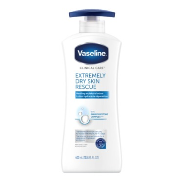 Vaseline Clinical Care™ Extremely Dry Skin Rescue Healing Moisture Lotion