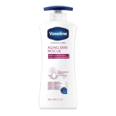Vaseline Clinical Care Aging Skin Rescue Healing Moisture Lotion Reviews In Body Lotions Creams Chickadvisor