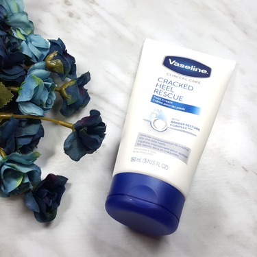 Vaseline Clinical Care™ Cracked Heel Rescue Foot Cream