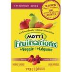 Mott's Fruitsations Assorted Fruit Flavored Snacks