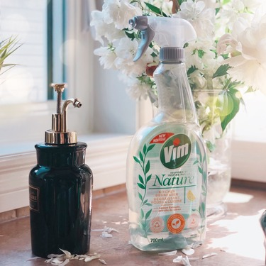 Vim Inspired by Nature Degreaser Kitchen Spray