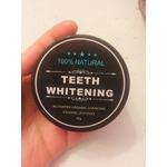 Teeth whitening charcol powder