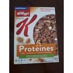 kellogg's special k protéines miel, amandes et grains anciens