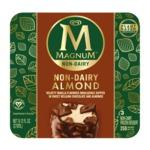 Magnum Non-Dairy Almond Bars