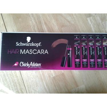 Schwarzkopf Hair Mascara - Black