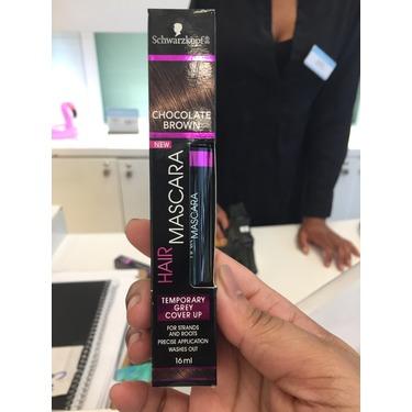 Schwarzkopf Hair Mascara - Chocolate Brown