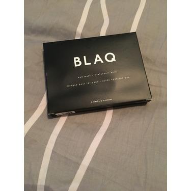 Blaq eye mask