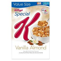Special K Vanilla Almond Cereal