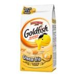 Goldfish Cheese Trio
