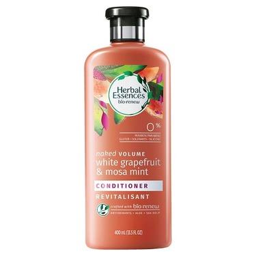 Herbal Essences bio:renew White Grapefruit & Mosa Mint Naked Volume Conditioner