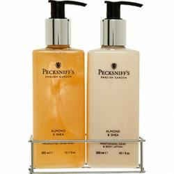 Pecksniff's England Almond & Shea Hand Care Duo