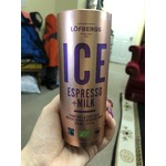 ICE ESPRESSO + MILK - LOFBERGS