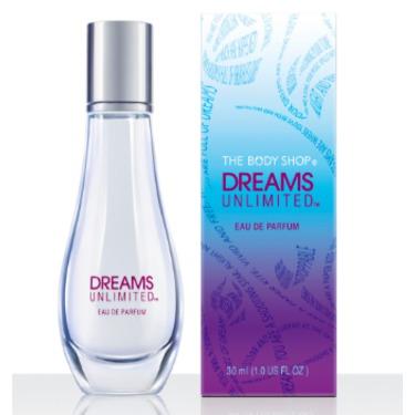 The Body Shop Dreams Unlimited Eau De Parfum