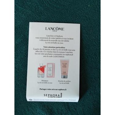 Lancôme | La Vie est Belle en Rose Eau de Toilettes