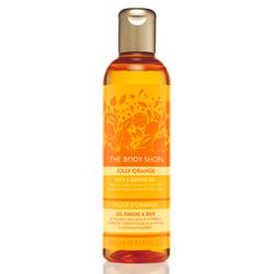 The Body Shop Jolly Orange Bath & Shower Gel