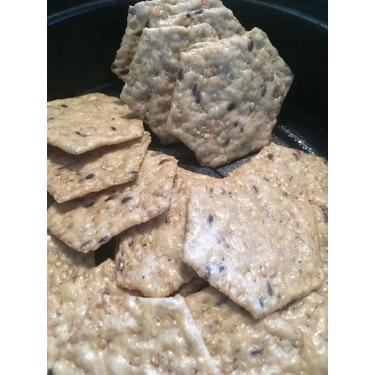 Crunch Master Multigrain crackers