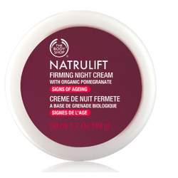The Body Shop Natrulift Firming Night Cream