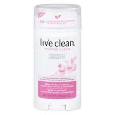 LiveClean Powder Clean Deoderant
