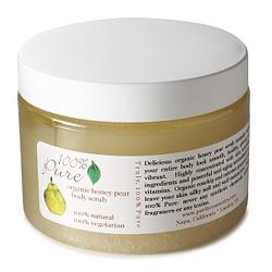 Bath & Body Works Organic Honey Pear Body Scrub