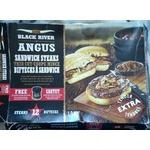 Black River sandwich steaks