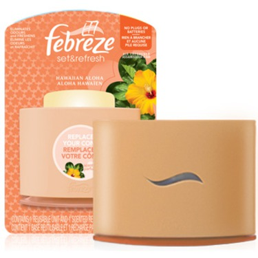 Febreze Set and Refresh Scented Oil Air Fresheners