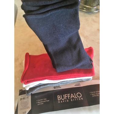 Buffalo Ladies Socks