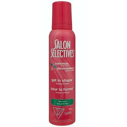 Salon Selectives Get in Shape - Shaping Mousse