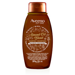 AVEENO ALMOND OIL BLEND SULFATE-FREE SHAMPOO FOR DRY HAIR