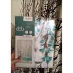 Dab Shower Curtains