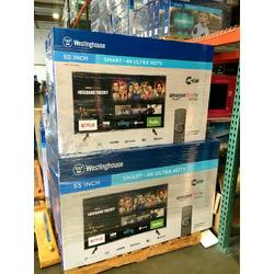 "Westinghouse 55"" Smart TV"